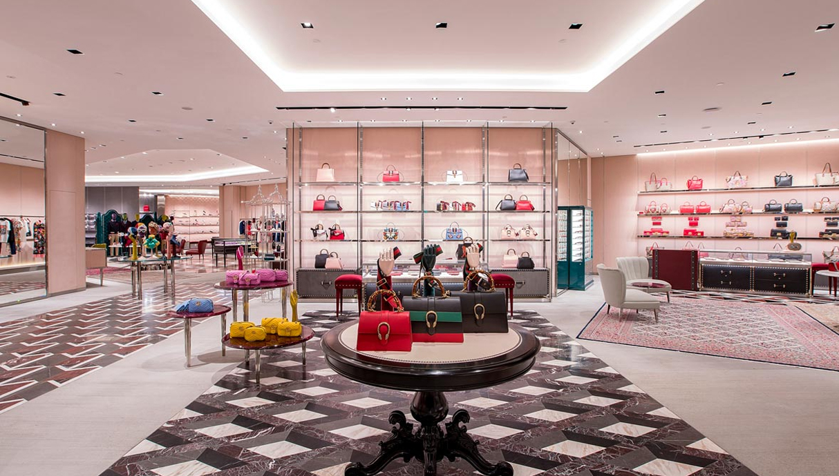 Find Gucci Store in Singapore